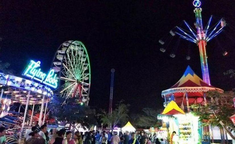 Juegos de Xmatkuil serán probados antes de la inauguración.(Foto: Novedades Yucatán)