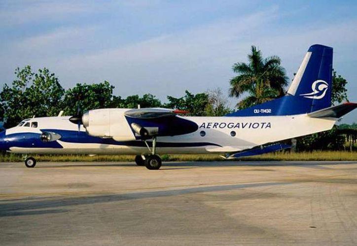 El avión colisionó contra la Loma de la Pimienta. (Foto: Excélsior)