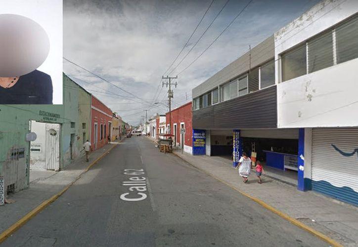 Los hechos se dieron en un predio de la calle 62 No. 545-A entre 69 y 71. (Google Maps)