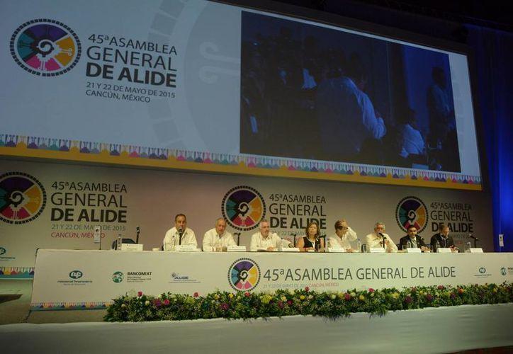 Realizan asamblea general de la Asociación Latinoamericana de Instituciones Financieras para el Desarrollo. (Redacción/SIPSE)