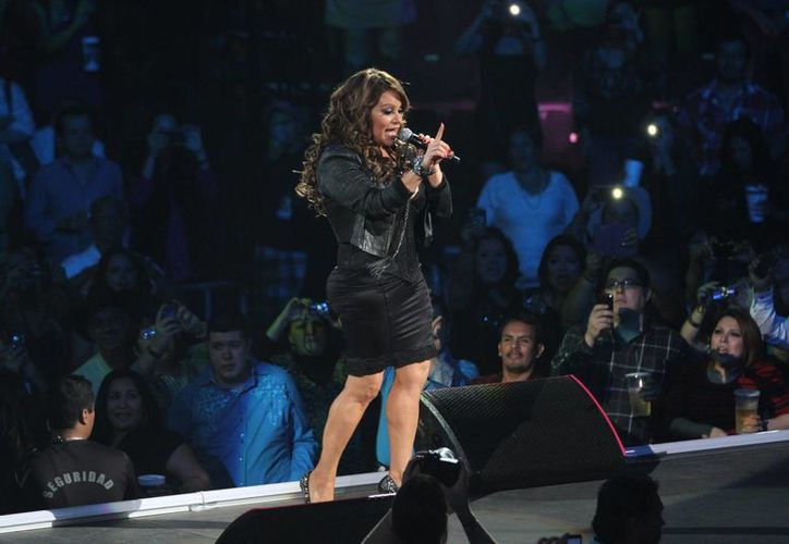 Jenni Rivera falleció en un accidente junto con otras personas. (Notimex/Archivo)