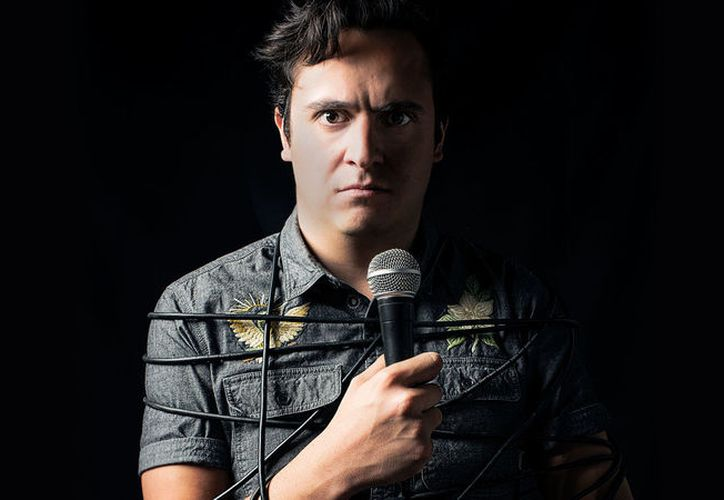 O' Farril estará presentándose el próximo 16 de marzo en el Teatro Cancún.  (Netflix/Contexto)