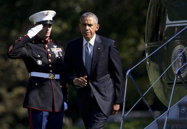 La promoción a la naturalización como estadounidense es parte de las medidas que anunció el presidente Obama en 2012 a favor de los inmigrantes. (AP)