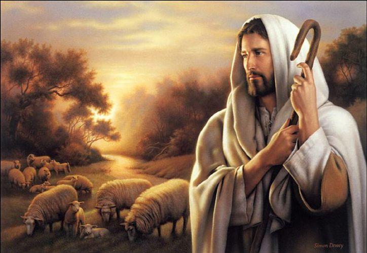 Sin la fortaleza de Cristo podemos pensar en lo dramático de la existencia, que sin la fe puede pasar a tragedia. (Foto tomada de mensajesdelcielo.net)