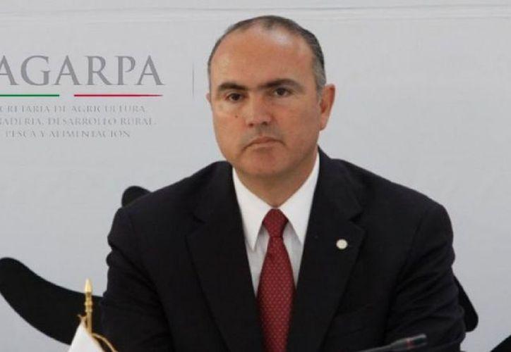 José Calzada estuvo al frente de la Sagarpa desde el 27 de agosto de 2015. (Foto: Progreso Hoy)