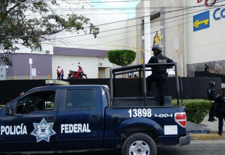 El asalto se llevó a cabo la mañana del pasado miércoles. (Redacción/SIPSE)