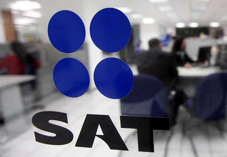 La declaración anual se presenta en el portal del SAT, y para ello se requiere la contraseña. (Internet)