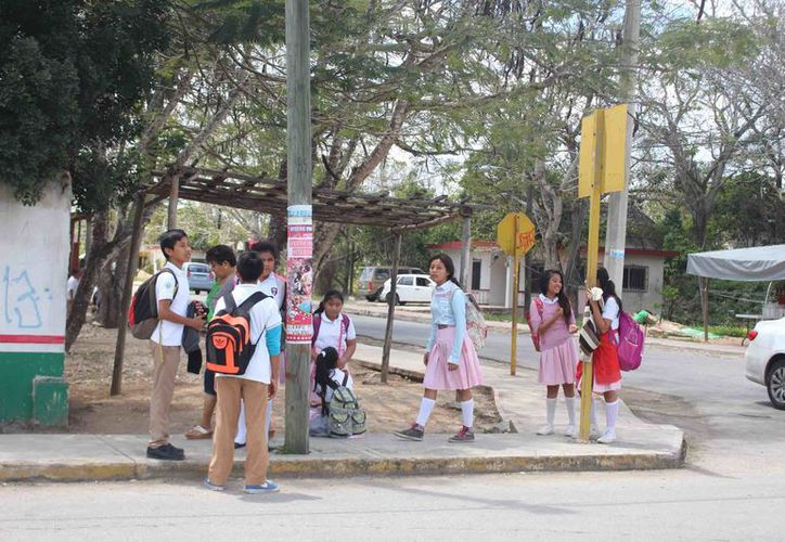 El mayor número de casos que detectan los profesores es en el nivel secundaria, mediante el Marco de Convivencia de la Secretaría de Educación Pública (SEP).