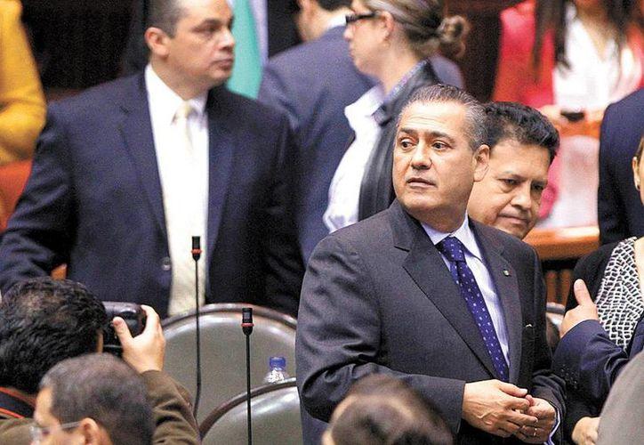 El líder de los diputados del PRI celebró la sensibilidad del ejecutivo sobre el tema fiscal. (Milenio)