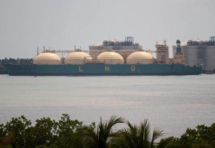 Llegó a Manzanillo, Colima, el primer buque con gas de importación.  (www.diarioportal.com/Archivo)