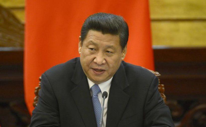 El presidente chino, Xi Jinping. (Archivo/EFE)