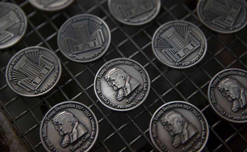La moneda no puede ser usada como dinero. (Excélsior)