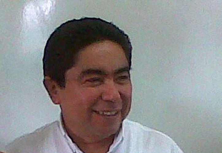 Claudio Padilla Medina, director de la Unidad de Cancún. (Redacción/SIPSE)
