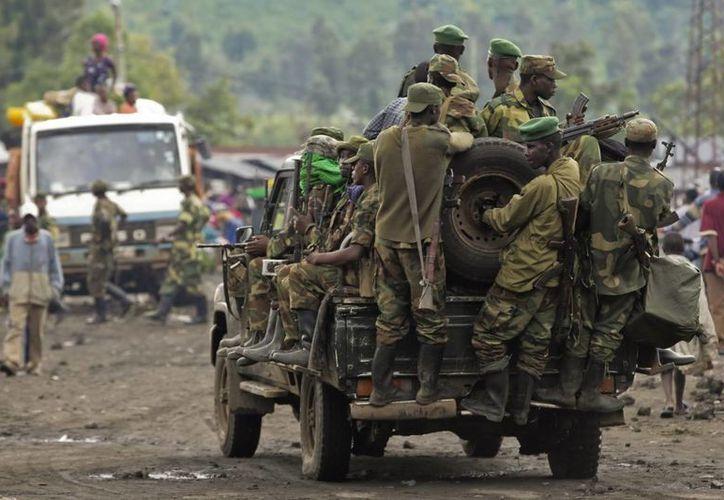 El grupo tiene como líder a un excandidato al parlamento en 2011 y es buscado por la justicia congoleña. (Archivo/EFE)
