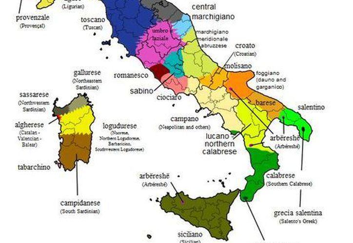 El sismo en Toscana (azul oscuro) se llegó a sentir en un radio de más de 160 kilómetros.  (blog-italia.com/Archivo)