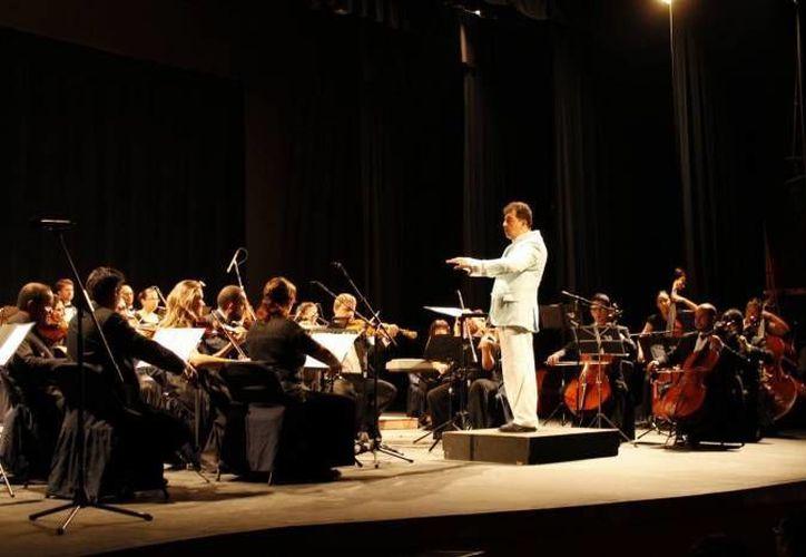 Los conciertos de música clásica son una forma de diversificar el turismo que se ofrece en el Caribe mexicano. (Contexto/Internet)
