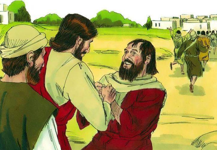"""""""¿No ha habido nadie, fuera de este extranjero, que volviera para dar gloria a Dios?"""", con esta pregunta Jesús se dirigió a los leprosos que habían sido curados, pero aplica para todos aquellos que hemos sido favorecidos por Dios, y no lo agradecemos. (obreofiel.com)"""