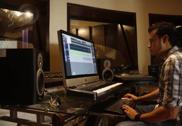 Pianista y compositora unidos por el lazo musical. (Octavia Martínez/SIPSE)