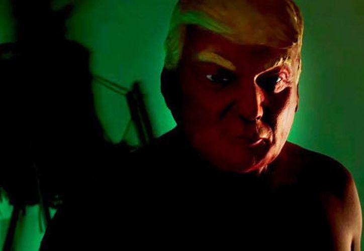 La trama se desarrollará durante las recientes elecciones presidenciales de los Estados Unidos. (Captura de pantalla/YouTube)