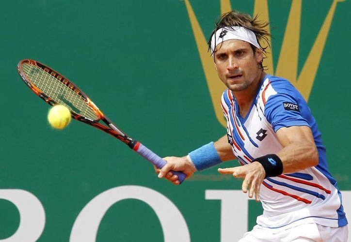 Ferrer había sido derrotado por Nadal en las últimas ediciones del torneo de Montecarlo. (EFE)