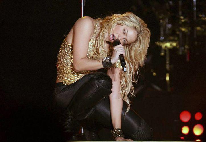 """Shakira se integrará en breve al reality """"The Voice"""", en EU. (Archivo/Agencias)"""