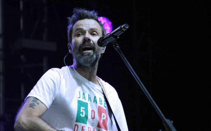 La ausencia de la banda se debió al cáncer que padece Pau Donés. (Foto: Milenio)