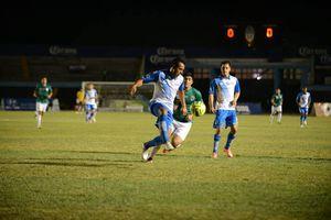 Acciones del partido Mérida FC vs Puebla
