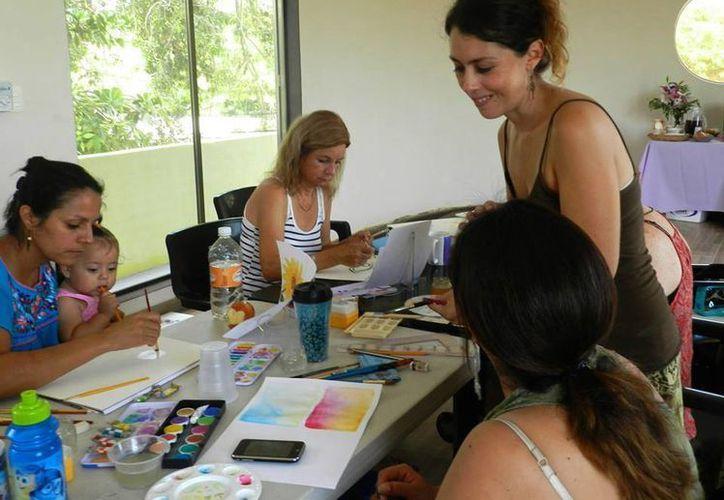 El taller está limitado a cinco personas, el cual se espera que redunde en el descubrimiento de nuevos creadores. (Alejandra Flores/SIPSE)