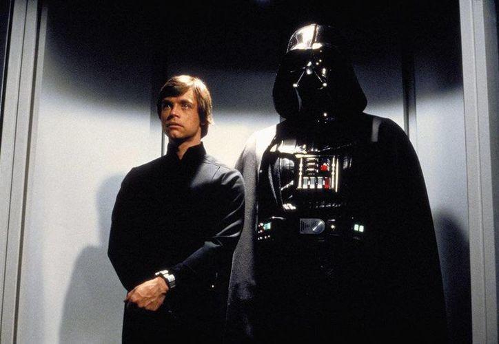 En la séptima película de la Guerra de las Galaxias volverá a actuar Mark Hamill, quien fuera Luke Skywalker desde el primer filme, en 1977. (hitfix.com/Foto de archivo)