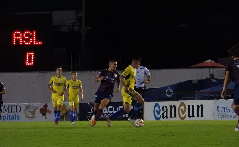 Se jugó el partido de vuelta de las semifinales de la Liga de Ascenso MX. (Raúl Caballero/SIPSE)