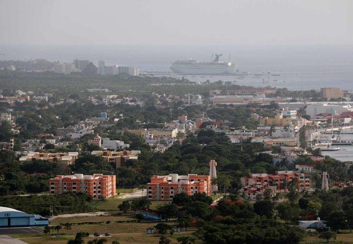 El monto total de los recursos es de 26 millones de pesos para cuatro obras en Quintana Roo. (Gustavo Villegas/SIPSE)