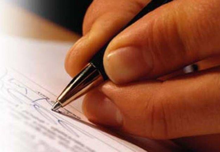 Orientarán a la población sobre las acciones que deben realizar para dejar un testamento de sus bienes. (Isla Mujeres/SIPSE)