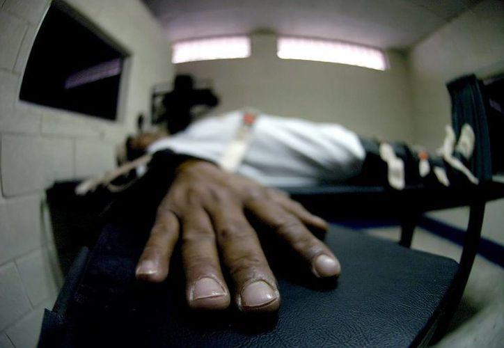 El pasado martes, Clayton Locket murió de un ataque cardiaco tras más de 40 minutos de agonía. Su ejecución ocurrió en el estado de Oklahoma. (EFE/Archivo)