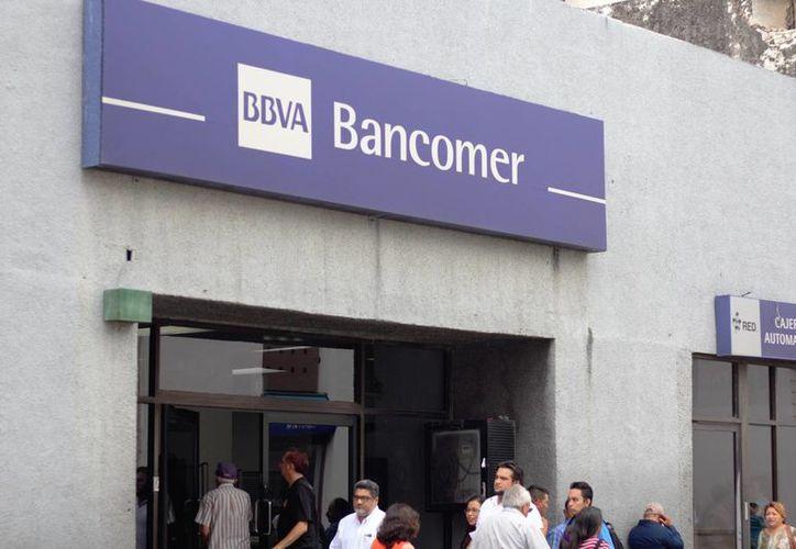 Este 12 de diciembre se celebra el Día del Empleado Bancario. (Archivo/SIPSE)