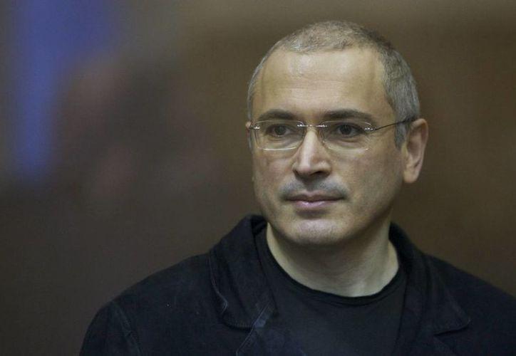 Mijaíl Jodorkovski cumple su condena en una cárcel de Karelia, en el noroeste de Rusia. (Agencias)