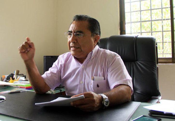 El dirigente de la CROC en Yucatán, Pedro Oxté Conrado, afirmó que los 30 mil trabajadores afiliados a la CROC en Yucatán resultarían afectados con las modificaciones que proponen los legisladores en la Cámara de Senadores. (Milenio Novedades)
