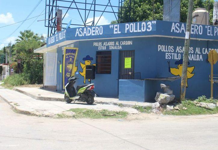 Los comerciantes pidieron a la autoridad se incremente los rondines, habilitar casetas y retenes en entradas y salidas de la ciudad. (Jesús Caamal/SIPSE)