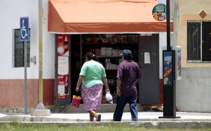 Las 'tienditas' pierden la batalla frente a las tiendas de conveniencia. (Archivo/ Milenio Novedades)