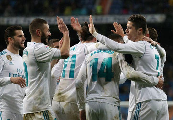 Cristiano Ronaldo pudo marcar el 3-1 del partido contra Getafe. (Foto: Milenio)