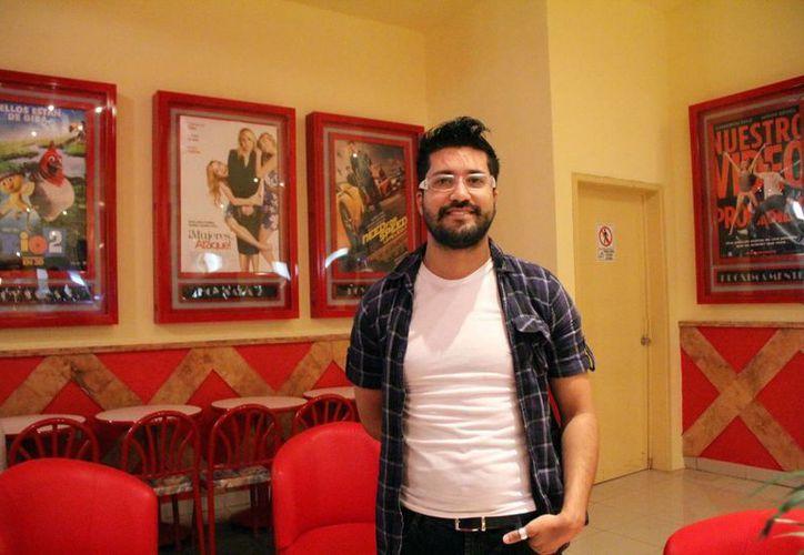 El asistente de fotografía y producción, Juan Carlos Santillán charlará con los asistentes sus experiencias en la Casa Tanicho. (Milenio Novedades)