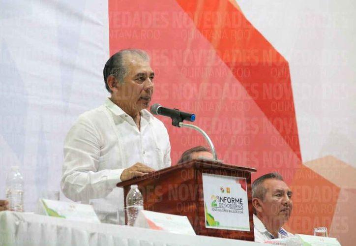 José Dolores Baladéz Chí, gobernó en el municipio de José María Morelos. (Benjamín Pat/SIPSE)