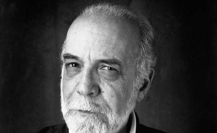 "Mario Kuri Aldana (en la foto) y Guillermo Lepe creó la famosa ""Página Blanca"". (www.arts-history.mx)"