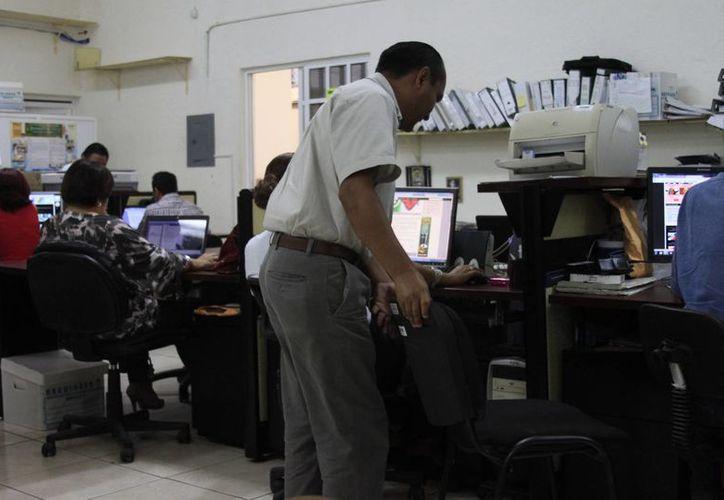 Se trabaja en la capacitación del sector laboral para evitar que los empleados sean violentados. (Archivo/SIPSE)