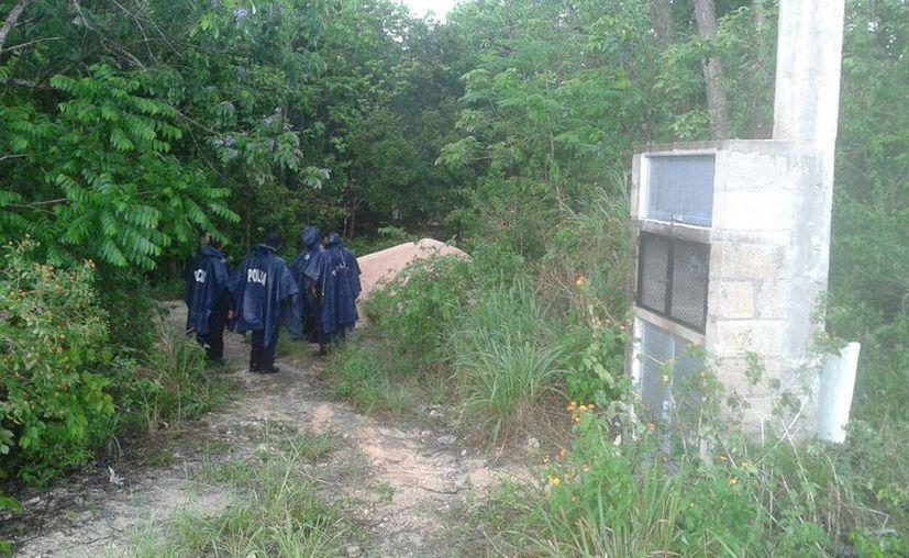 El desalojo fue ejecutado de manera pacífica. (Octavio Martínez/ SIPSE)