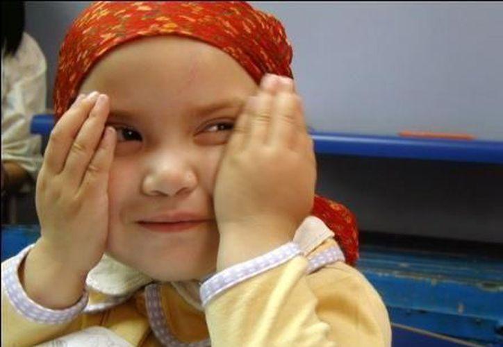 Cada vez se hacen nuevos descubrimientos en la lucha contra el cáncer infantil. (blogspot.com)