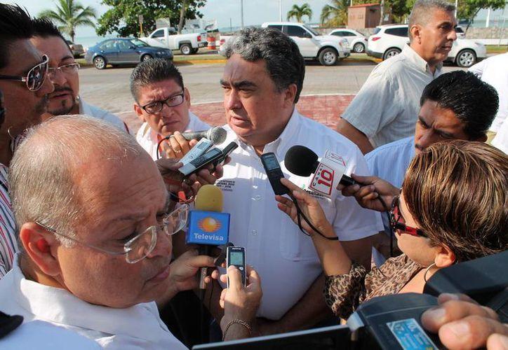 """""""Quintana Roo es un estado de leyes...""""(Redacción/SIPSE)"""
