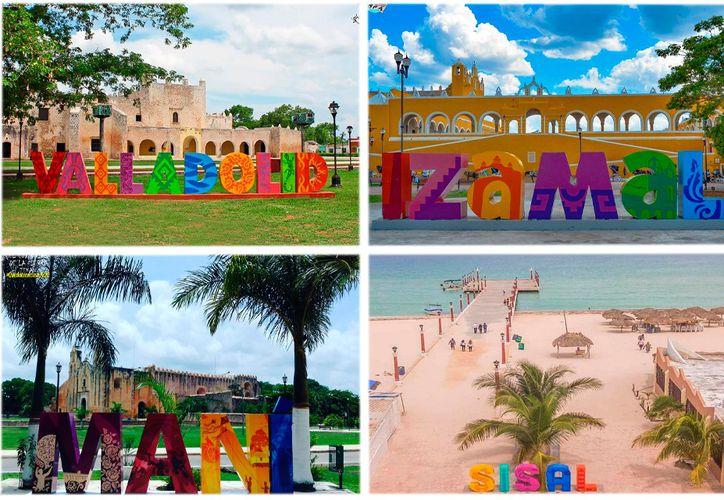 Conoce los atractivos únicos de los 4 Pueblos Mágicos que ahora tiene  Yucatán