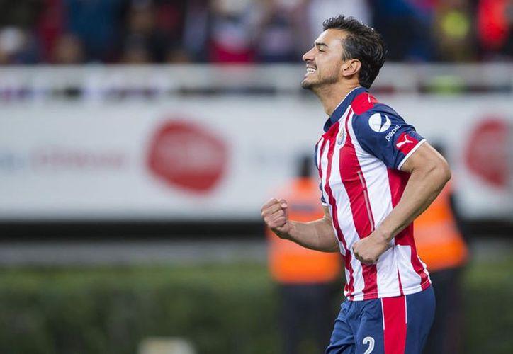 Oswaldo Alanís confirma que se va de Chivas. (Mexsports)