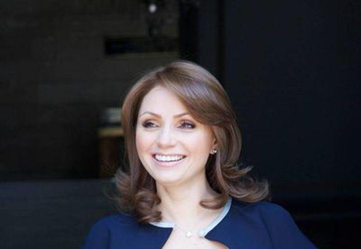 Angélica Rivera está dentro del top ten de las primeras damas más elegantes del mundo. (Notimex)