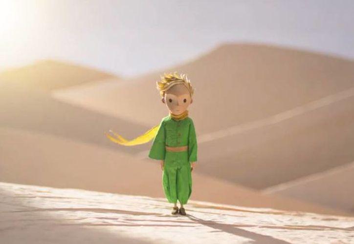 Captura de pantalla del trailer de la cinta El Principito. Su estreno está previsto para el 7 octubre de 2015. (YouTube)